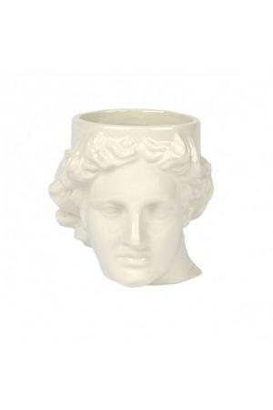 Hestia Mug White (Κούπα Μούσα Εστία)