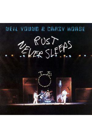 NEIL & CRAZY HORSE-RUST NEVER SLEEPS (LP)