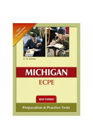 NEW GENERATION PRACTICE TESTS MICHIGAN ECPE NEW FORMAT 2021