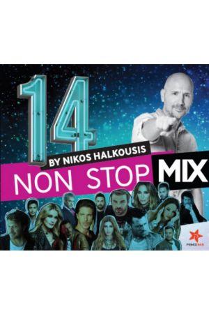 NON STOP MIX VOL. 14 BY NIKOS HALKOUSIS