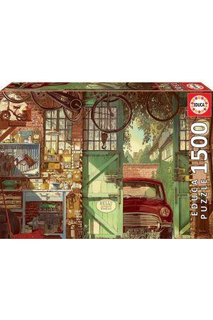 ΠΑΖΛ 1500 TEMAXIA OLD GARAGE ARLY JONES 18005