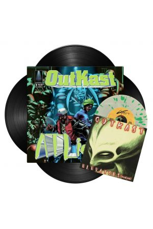 ATLIENS (25TH ANNIVERSARY DELUXE EDITION) (4LP)