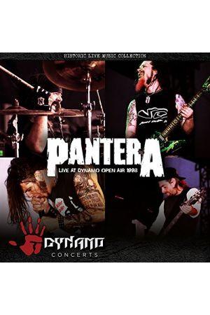 PANTERA – LIVE AT DYNAMO OPEN AIR 1998