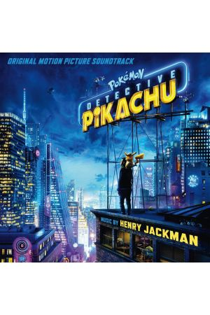 POKEMON DETECTIVE PIKACHU (OST)