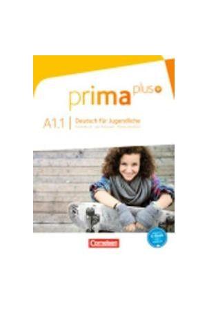 PRIMA PLUS A1.1 KURSBUCH