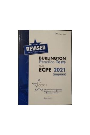 PRACTICE TESTS FOR ECPE BOOK 1 2021, 8 COMPLETE TESTS (REVISED)