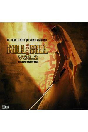 KILL BILL VOL 2 ORIGINAL SOUNDTRACK (LP)