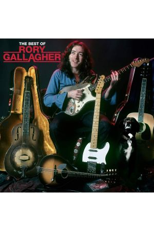 THE BEST OF RORY GALLAGHER  (2LP)