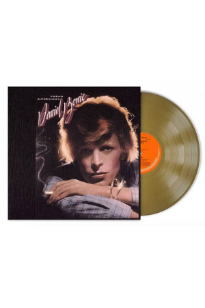YOUNG AMERICANS (LP LIMITED GOLD)