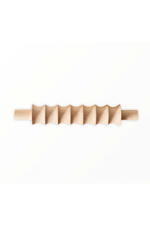 BLUBERRY WOODEN STRUCTURE ROLLER PIN