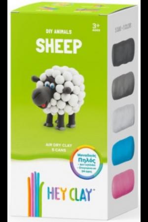 HEY CLAY CLAYMATES SHEEP