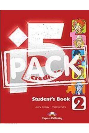 INCREDIBLE 5 LVL 2 POWERPACK (STUDENT'S, WORK, COMPANION, CD-ROM, BLOCKBUSTER 2)