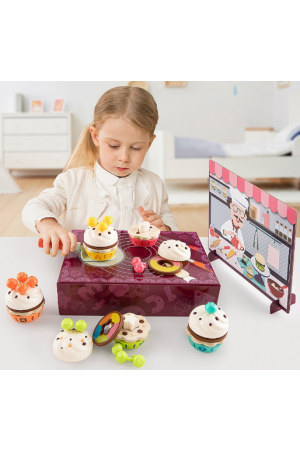 FRUIT CAKE BOX