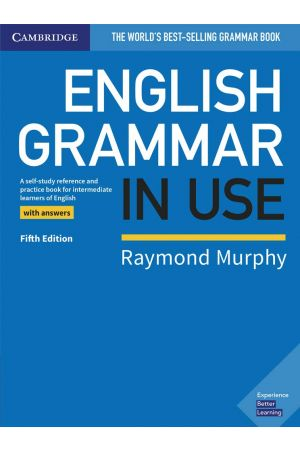 ENGLISH GRAMMAR IN USE STUDENT'S BOOK WITH ANSWERS (5TH EDITION)