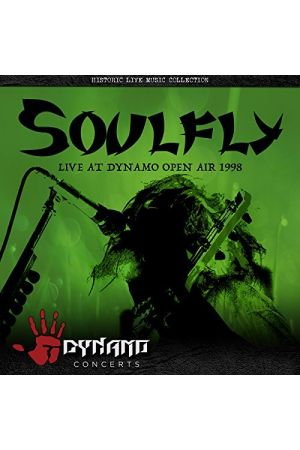 SOULFLY – LIVE AT DYNAMO OPEN AIR 1998