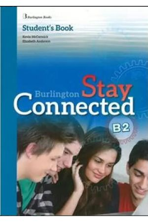 STAY CONNECTED B2 STUDENTS BOOK