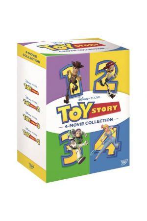 TOY STORY: Η ΤΕΤΡΑΛΟΓΙΑ (4 DVD)