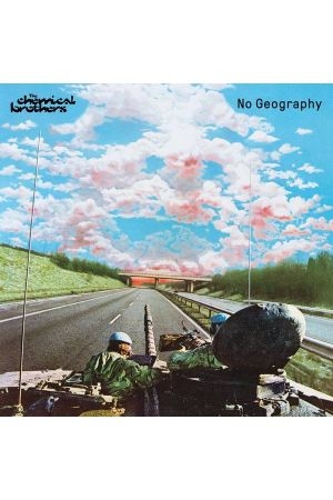 NO GEOGRAPHY - 2 LP
