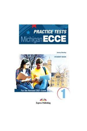 PRACTICE TESTS MICHIGAN ECCE 1 STUDENT BOOK (2021)