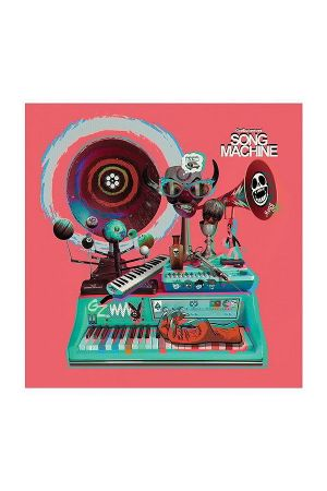GORILLAZ PRESENTS SONG MACHINE SEASON 1 (2LP+1CD BOX LIMITED)
