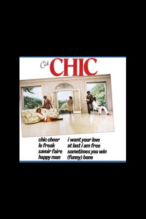 C EST CHIC (LP)