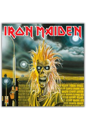 IRON MAIDEN (LP LIMITED PICTURE)
