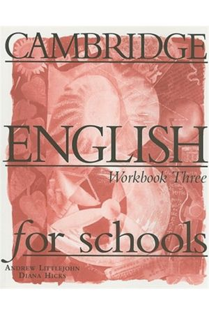 CAMBRIDGE ENGLISH FIRST FOR SCHOOLS 3 TCHR'S WB