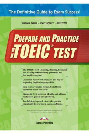 PREPARE AND PRACTICE FOR THE TOEIC TEST STUDENT'S BOOK