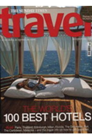THE SUNDAY TIMES TRAVEL DECEMBER 2009