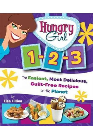 HUNGRY GIRL 1-2-3 (PAPERBACK)