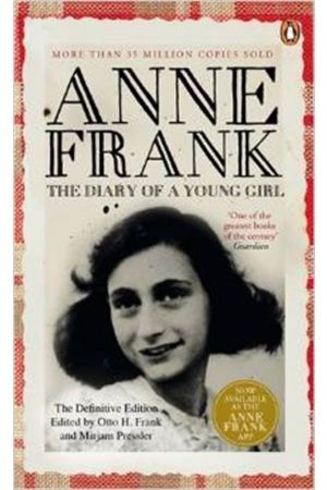 ANNE FRANK: THE DIARY OF A YOUNG GIRL PAPERBACK A FORMAT