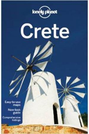 LONELY PLANET GUIDES: CRETE 6TH ED PAPERBACK B FORMAT