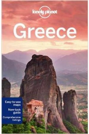 LONELY PLANET GUIDES: GREECE 11TH ED PAPERBACK B FORMAT