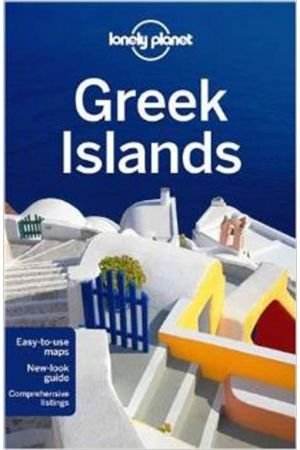 LONELY PLANET GUIDES: GREEK ISLANDS 8TH ED PAPERBACK B FORMAT