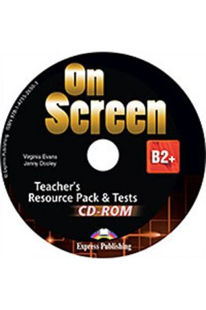 ON SCREEN B2+ TEACHER'S RESOURCE PACK CD-ROM TESTS 2015 REVISED