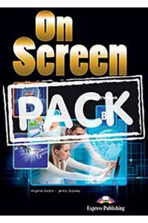 ON SCREEN B2 STUDENT'S PACK (+IEBOOK) 2015 REVISED