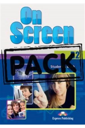 ON SCREEN B2 STUDENT'S PACK (STUDENT'S BOOK +WRITING BOOK +ieBOOK) 2015 REVISED