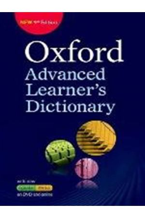 OXFORD ADVANCED LEARNER'S DICTIONARY (+ CD + OXFORD iWRITER) 9TH ED PB