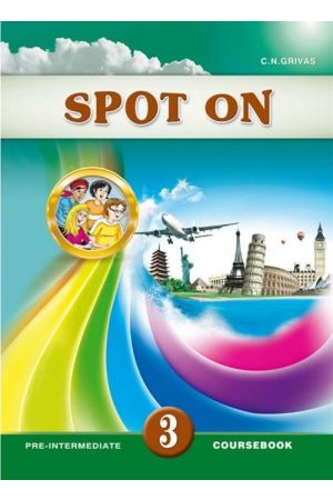 SPOT ON 3 (PRE-INTERMEDIATE) STUDENT'S BOOK+WRITING BOOKLET