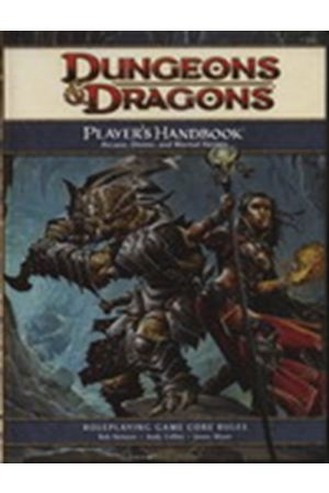 DRAGONS AND DUNGEONS-ROLEPLAYING GAME STARTER SET 4TH EDITION