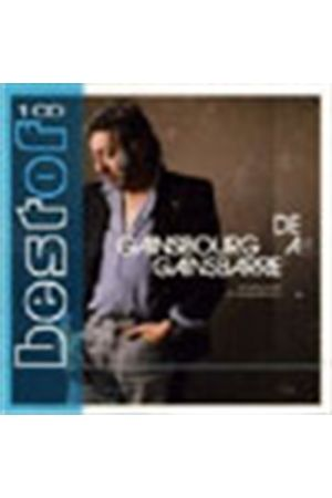 DE GAINSBOURG A GAINSBARRE- BEST OF
