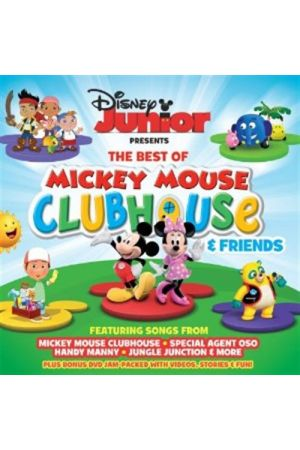 DISNEY JUNIOR PRESENTS: THE BEST OF MICKEY MOUSE CLUBHOUSE & FRIENDS