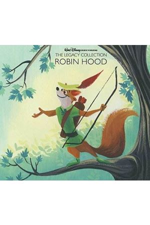 ROBIN HOOD (LEGACY COLLECTION) - O.S.T.