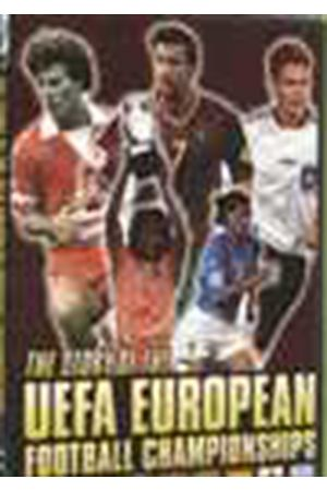 STORY OF UEFA EUROPEAN FOOTBALL CHAMPIONSHIPS