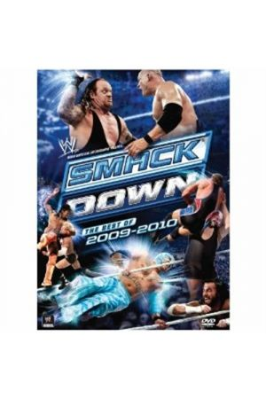 SMACKDOWN THE BEST OF 2009-2010 (3DVDS)