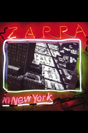 ZAPPA IN NEW YORK - LP