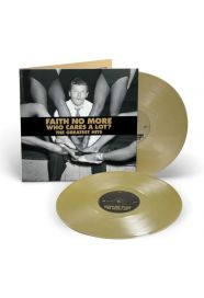 WHO CARES A LOT THE GREATEST HITS (2LP LIMITED GOLD)