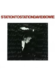 STATION TO STATION (LP LIMITED RED+WHITE)