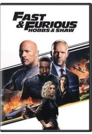 FAST & FURIOUS : HOBBS AND SHAW