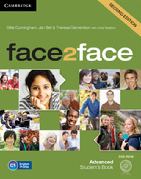FACE 2 FACE ADVANCED STUDENT'S BOOK (+DVD-ROM) 2ND EDITION
